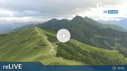 Webcam Fulseck Skigebiet Dorfgastein Salzburger Land