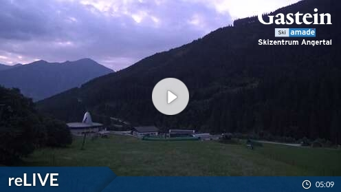 Webcam Skigebiet Sportgastein Angertal - Salzburger Land