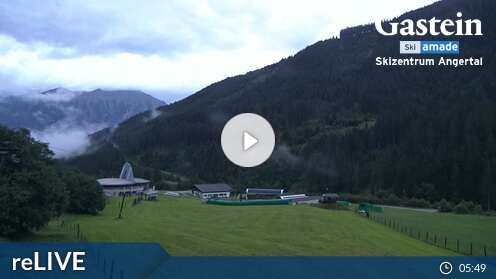 Webcam Skigebiet Bad Gastein Angertal - Salzburger Land