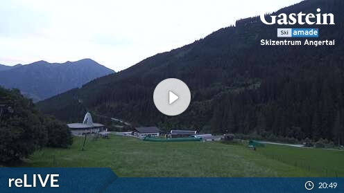 Webcam Skigebiet Bad Gastein - Graukogel Angertal - Salzburger Land
