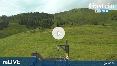Webcam Skigebiet Bad Gastein - Graukogel Snowpark - Salzburger Land