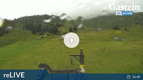 Webcam Skigebiet Sportgastein Snowpark - Salzburger Land