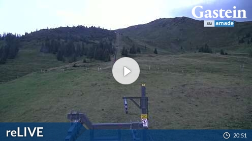 Webcam Skigebiet Bad Gastein Snowpark - Salzburger Land