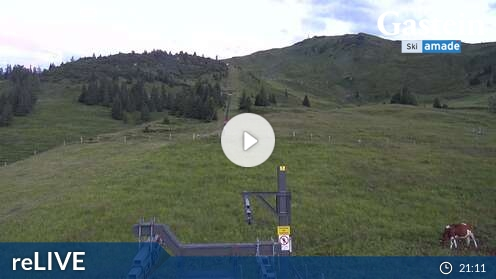 Webcam Skigebiet Bad Hofgastein Snowpark - Salzburger Land