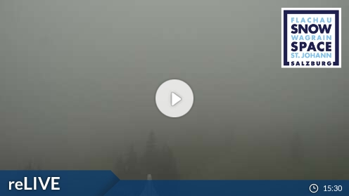 Webcam Top achterjet Skigebiet Wagrain Salzburger Land