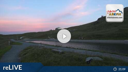 Webcam Ski Resort Gerlos Mitterleger - Tyrol