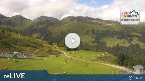 Webkamera Zillertal Arena
