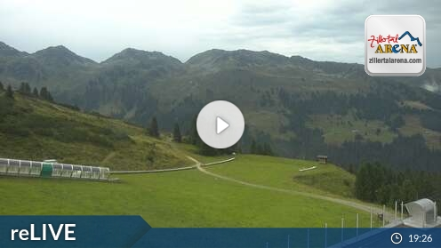 Webcam Skigebiet K�nigsleiten Isskogel - Salzburger Land