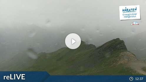 Webcam Schareck Skigebiet Grossglockner - Heiligenblut Kärnten