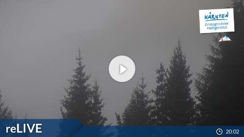Webcam Skigebiet Grossglockner - Heiligenblut Rossbach - Kärnten