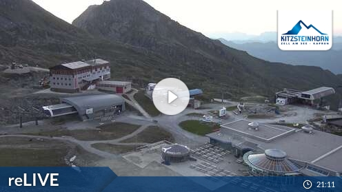 Webkamera Ledovec Kitzsteinhorn (Kaprun)