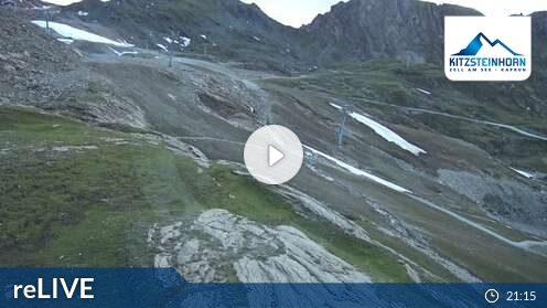 Webcam Skigebiet Kaprun - Maiskogel Alpincenter - Salzburger Land