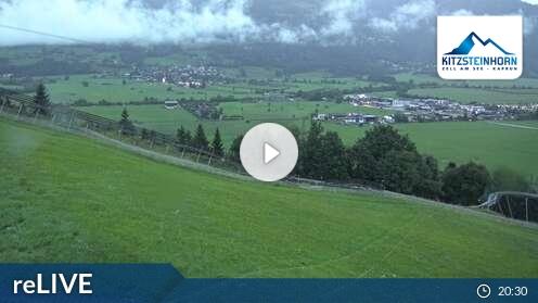 Webkamera Zell am See - Kaprun