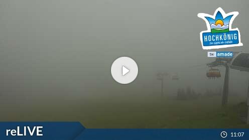 Webcam Hochmais Skigebiet Hochkönig - Maria Alm Salzburger Land