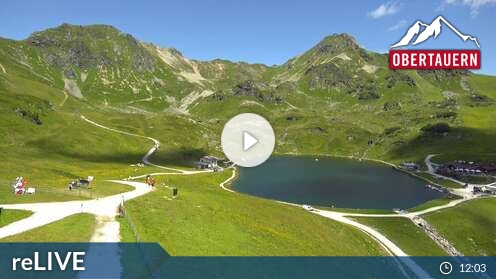 Webcam Grünwaldkopf Skigebiet Obertauern Salzburger Land