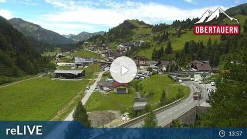 Webcam Skigebiet Obertauern Zehnerkar - Salzburger Land