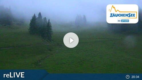 Webcam Ski Resort Zauchensee - Flachauwinkl Weltcuparena - Salzburg