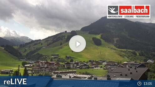 Webkamera Saalbach Hinterglemm