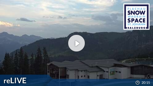 Webcam Grafenberg Skigebiet Wagrain Salzburger Land