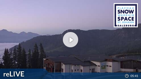 Webcam Skigebiet Wagrain Grafenberg - Salzburger Land