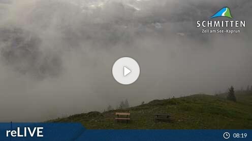 Webcam Schmittenhöhe Skigebiet Schmittenhöhe - Zell am See Salzburger Land