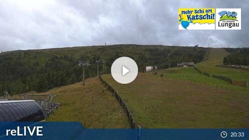 Webcam Skigebiet Katschberg Mittelstation - Salzburger Land