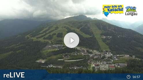 Webcam  Skigebiet Katschberg Salzburger Land
