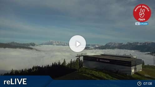 Live Webcam vom monte popolo