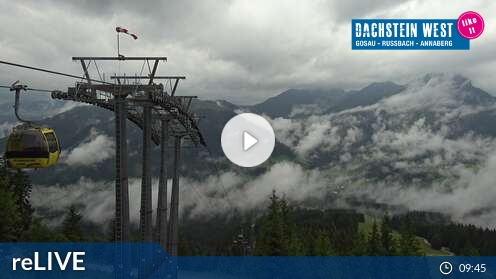 Dachstein West - Bergstation Hornbahn