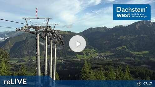 Russbach Bergstation Hornbahn