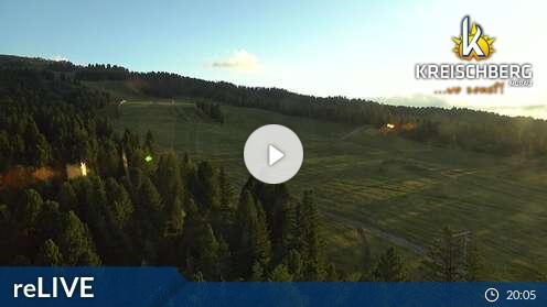 Webcam  Skigebiet Kreischberg Steiermark