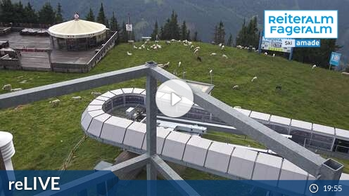 Webcam 6er Sessel Ski Resort Fageralm - Forstau Styria
