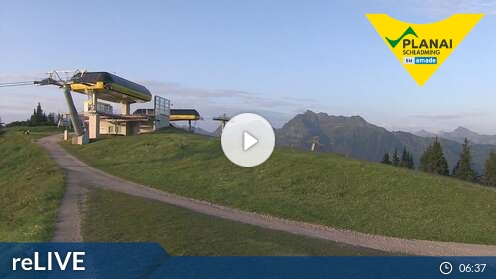 Webcam Planai Ski Resort Hauser Kaibling Styria