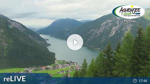 Webcam Karwendel Skigebiet Pertisau Tirol