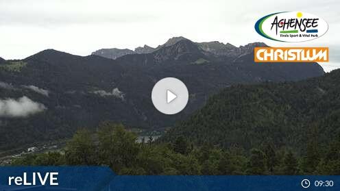 Webcam  Skigebiet Achenkirch - Christlum Tirol