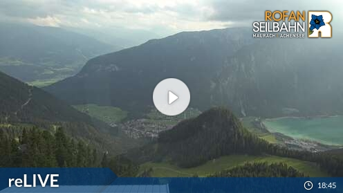 Webkamera Achensee - Region