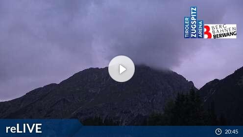Webcam Sonnalm Skigebiet Bichlbach - Berwang Tirol