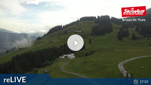 Webcam Bergstation Ski Resort Going Tyrol