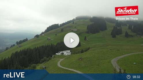 Webcam Bergstation Skigebiet Kelchsau Tirol