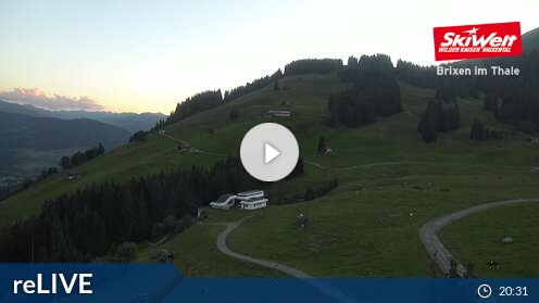 Webcam Bergstation Skigebiet Going Tirol