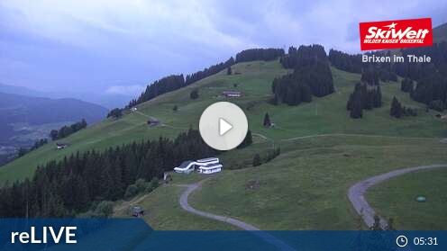 Webcam Bergstation Skigebiet SkiWelt Wilder Kaiser-Brixental Tirol