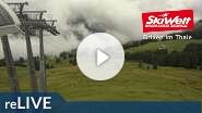 Webcam Brixen im Thale - Bergstation Jochbahn