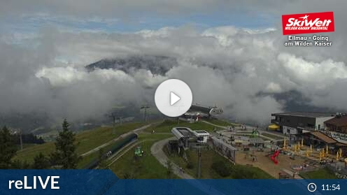 Webcam Skigebiet Going Hartkaiserbahn - Tirol
