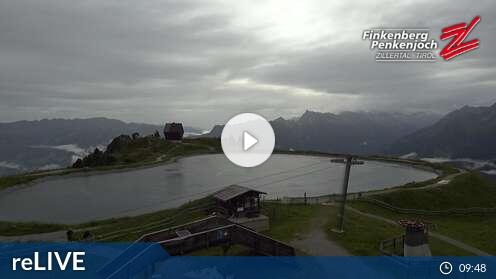 Webcam Skigebiet Mayrhofen - Finkenberg - Lanersbach Penkenjoch - Tirol