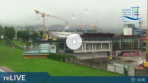 Webcam Skigebiet F�gen - Spieljoch Therme F�gen - Tirol