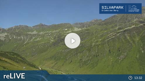 Webcam Ballunspitzbahn Skigebied Galt�r Tirol