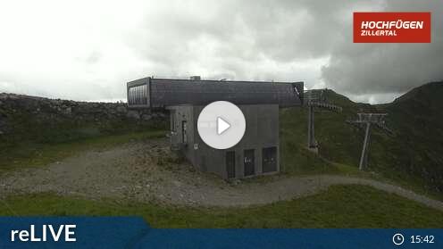 Webkamera Hochzillertal - Hochfügen - Spieljoch