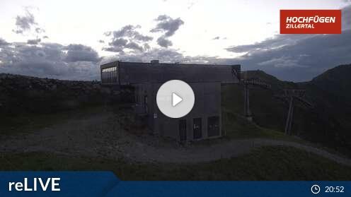 Webkamera Zillertal