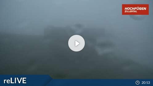 Webcam Skigebiet Hochzillertal Kaltenbach - Hochf�gen 8er Alm Berg - Tirol