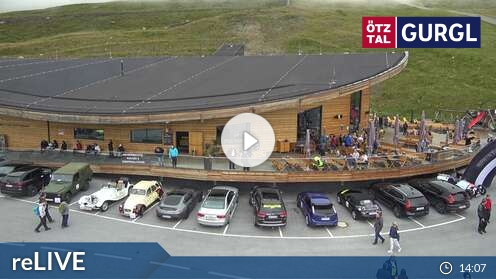 Webcam Skigebied Obergurgl - Hochgurgl Top Mountain - Tirol